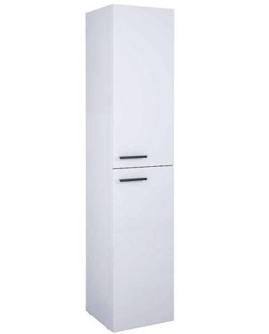 Vysoká skrinka do kúpeľne Royal 35 2D white DSM