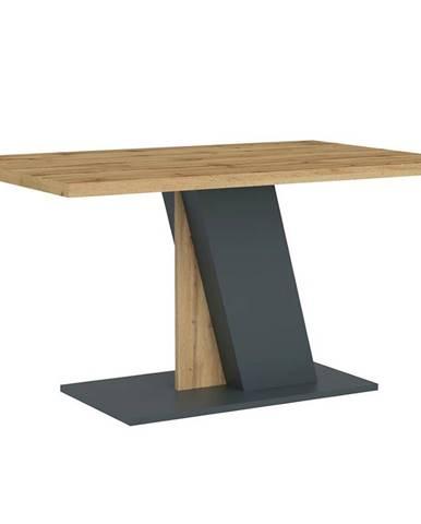 Stôl Bristol Wotan/Antracyt