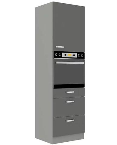 Skrinka do kuchyne Grey 60 DPS/210 2F