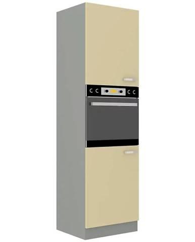 Skrinka do kuchyne Karmen 60 DP/210 2F crem