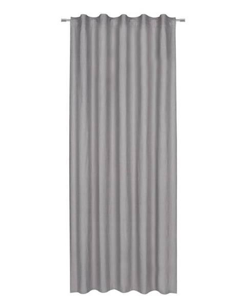 Möbelix Hotový Záves Nadine, 140/255cm, Sivá