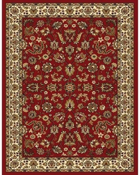 Nuk Spoltex Kusový koberec Samira 12002 red, 160 x 225 cm