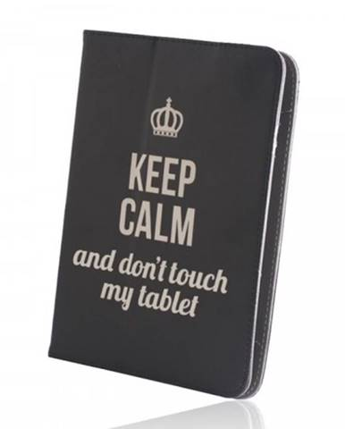 "Puzdro na tablet GreenGo Keep Calm, 9""- 10"""