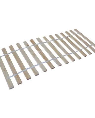 Rošt z borovicového dreva k posteli WOOOD Bed, 90 × 200 cm