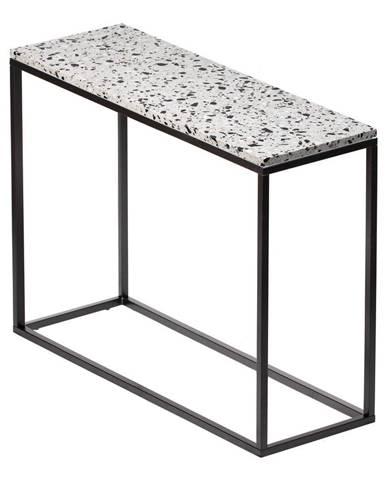 Konzolový stolík s kamennou doskou RGE Cosmos