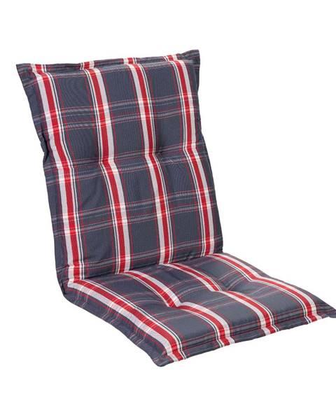 Blumfeldt Blumfeldt Prato, čalúnená podložka, podložka na stoličku, podložka na nižšie polohovacie kreslo, na záhradnú stoličku, polyester, 50 × 100 × 8 cm