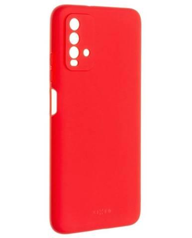 Kryt na mobil Fixed Story na Xiaomi Redmi 9T červený