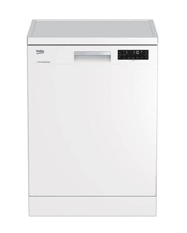 Umývačka riadu Beko Dfn26220w2 biela