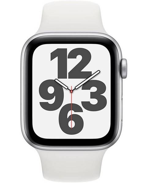 Apple Inteligentné hodinky Apple Watch SE GPS 40mm púzdro zo strieborného