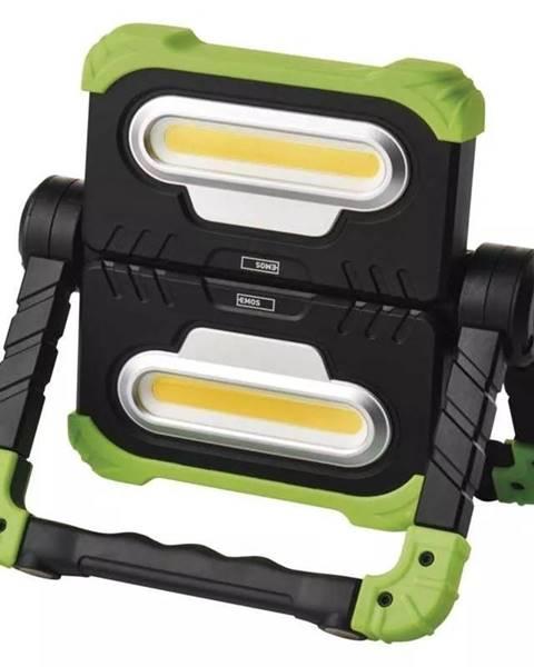 EMOS Lampáš Emos COB LED nabíjecí reflektor P4536, 2000 lm, 8000 mAh
