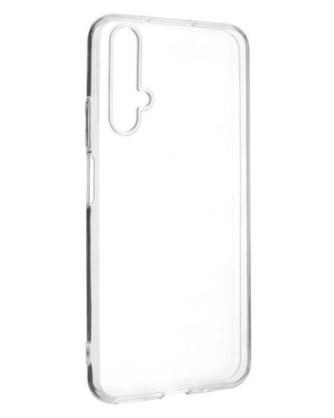 FIXED Kryt na mobil Fixed Skin na Honor 20/Huawei Nova 5T priehľadný