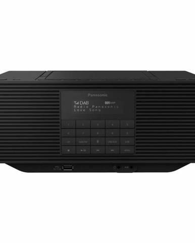 Rádioprijímač s DAB+ Panasonic RX-D70bteg-K čierny