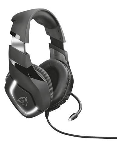 Headset  Trust GXT 380 Doxx Illuminated Gaming čierny