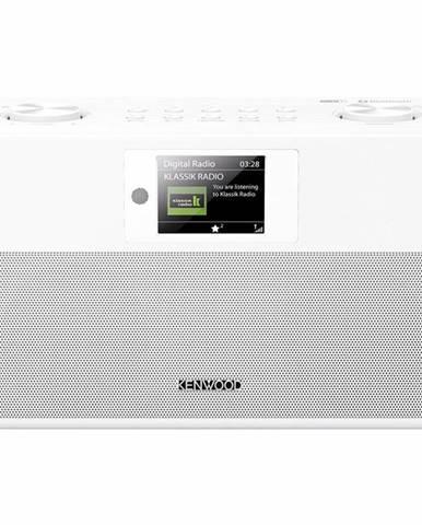 Rádioprijímač s DAB+ Kenwood CR-St80dab biely