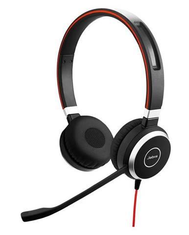Headset  Jabra Evolve 40 čierny