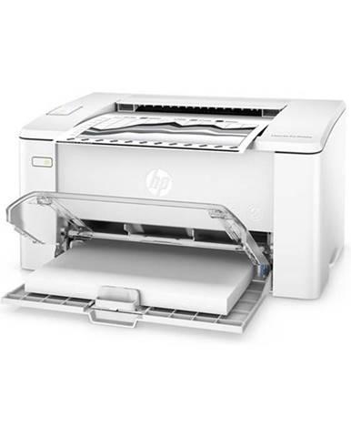 Tlačiareň laserová HP LaserJet Pro M102w biela