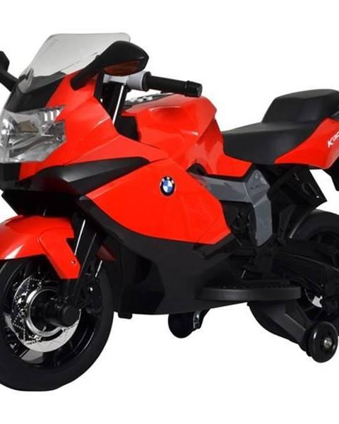 Buddy Toys Elektrická motorka Buddy Toys BEC 6011 BMW K1300 čierna/červen