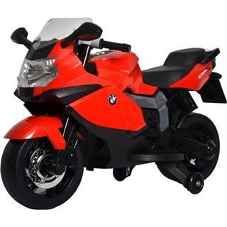Elektrická motorka Buddy Toys BEC 6011 BMW K1300 čierna/červen