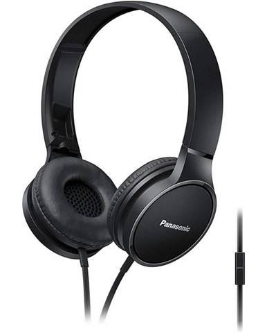Slúchadlá Panasonic RP-Hf300me-K čierna
