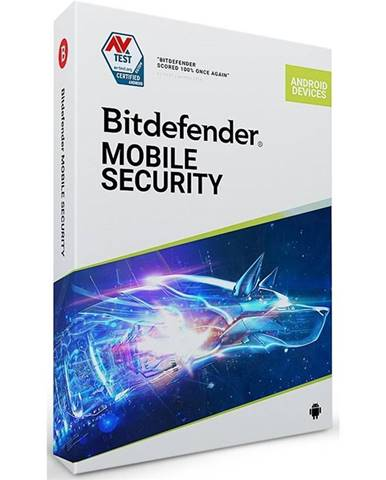 Software  Bitdefender Mobile Security for Android