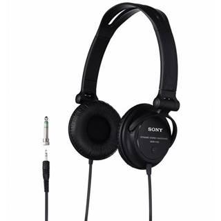Slúchadlá Sony Mdrv150.CE7 čierna