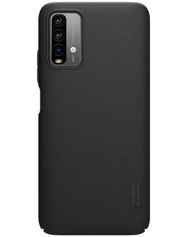 Kryt na mobil Nillkin Super Frosted na Xiaomi Redmi 9T čierny