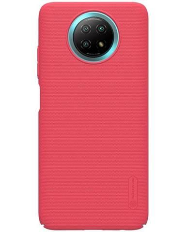 Kryt na mobil Nillkin Super Frosted na Xiaomi Redmi Note 9T červen