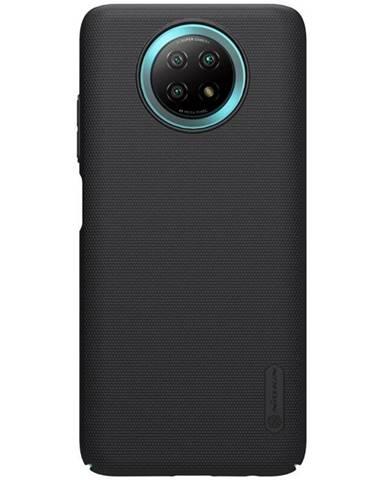 Kryt na mobil Nillkin Super Frosted na Xiaomi Redmi Note 9T čierny
