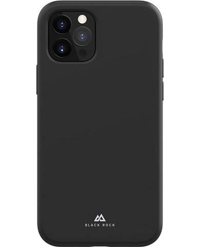Kryt na mobil Black Rock Fitness na Apple iPhone 12/12 Pro čierny