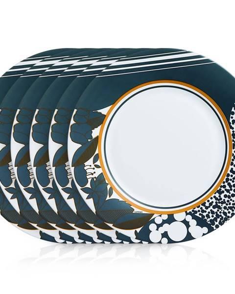 LUMINARC Luminarc Sada plytkých tanierov ORME 28 cm, 6 ks
