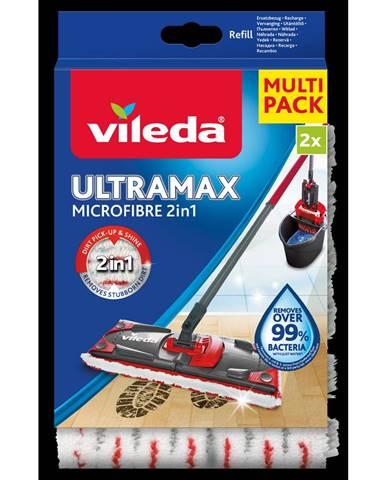 Vileda Ultramax Microfibre 2v1 náhrada 2ks