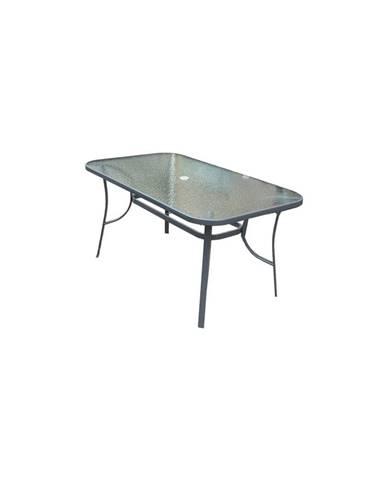 Stôl s doskou z tvrdeného skla Timpani Harbour/Kingston