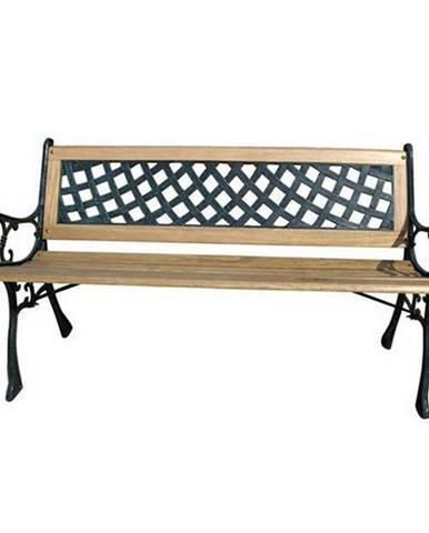 Záhradná lavička Happy Green A9280