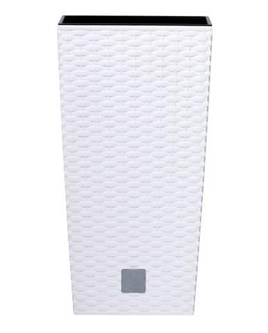 Prosperplast Obal RATO SQUARE bílý 20x20x37,6cm