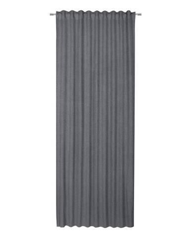 Hotový Záves Ulrich, 135/300cm, Antracitová