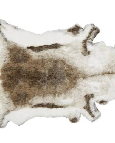 Umelá Kožušina Rudolf, 90/110cm, Hnedá