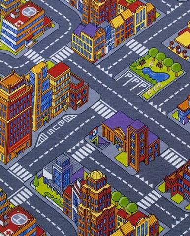 Metrážny koberec 4m Big City 97. Tovar na mieru