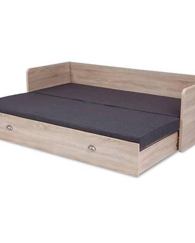 Matrac Falcone na posteľ Fox šedá