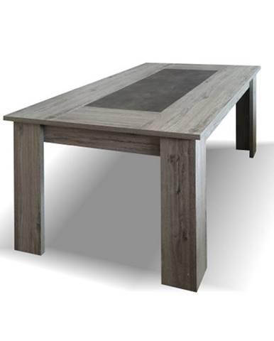 Jedálenský stôl Glen - 160x76x90 cm