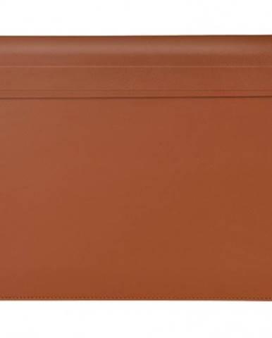 Puzdro COTEetCI pre Apple Macbook Pro 15, hnedá