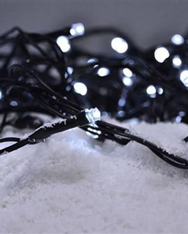 Vianočné osvetlenie Solight 1V53-W, LED, studená biela, 5m