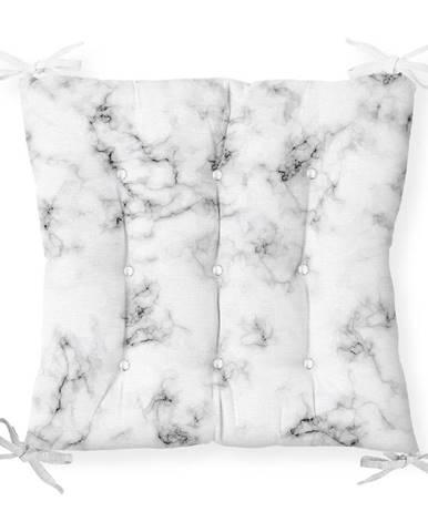Sedák s prímesou bavlny Minimalist Cushion Covers Marble, 40 x 40 cm