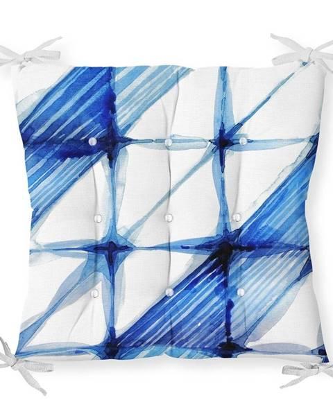 Minimalist Cushion Covers Sedák s prímesou bavlny Minimalist Cushion Covers Santorini, 40 x 40 cm