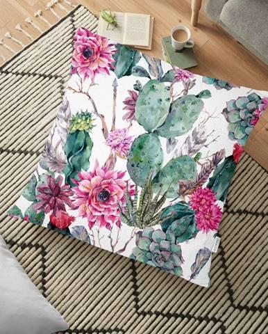 Obliečka na vankúš s prímesou bavlny Minimalist Cushion Covers Bloom, 70 x 70 cm