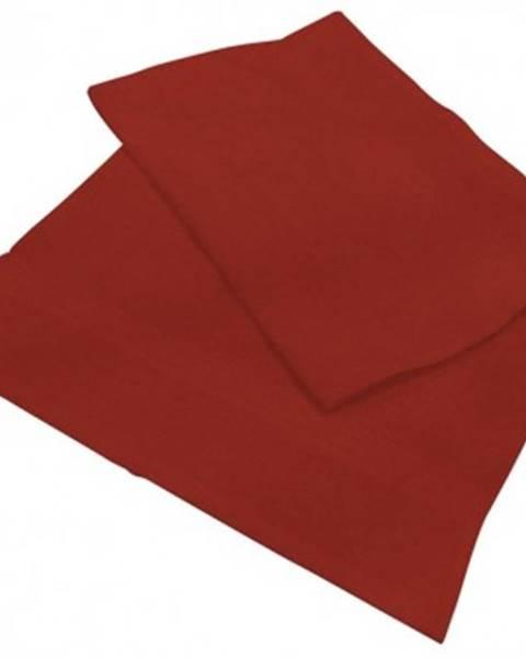ASKO - NÁBYTOK Osuška Riz 70x140 cm, červená%