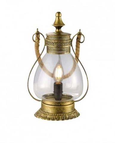 Stolná lampa Linda 503500104, mosazná%