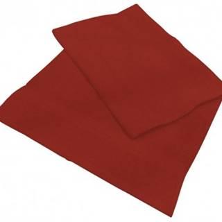 Osuška Riz 70x140 cm, červená%