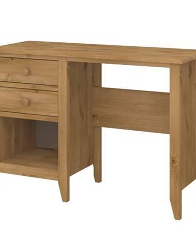 Písací stôl HOLDEN borovica masív