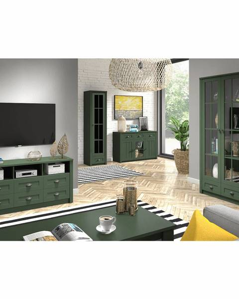 Tempo Kondela Provance obývacia izba zelená
