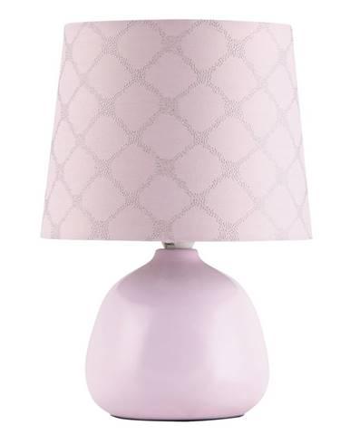 Rabalux 4384 Ellie stolná lampa, ružová